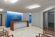 Large Staffing Firm-Field Office Prototype & HQ Renovation