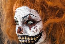 Halloween + scary