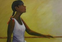 Nicole J. Butler's Original Artwork / Original Artwork by Nicole J. Butler of DolliVotts! http://www.dollivotts.com