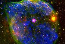 Nebula / Evren'in harikaları