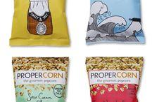 Referentes / popcorn