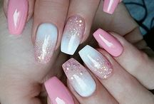 Nails for me and my bff