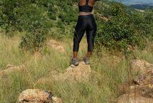 The Hiking Girl