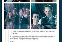 Harry Potter / by Megan Kanzinger