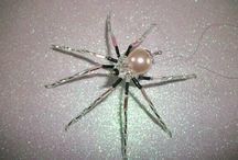 Wire craft f.eks edderkopper