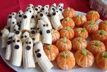 Healthy Halloween Treats! / Try these Healthy Halloween treats for a happy and healthy halloween! / by Silver&Fit