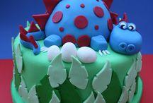 Birthday Cake Ideas / by Priscilla Dale