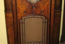 radios / radios antiguas y modernas