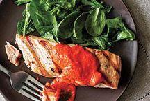 Fish Recipes / by Elizabeth Neely
