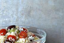Paleo salads (grain free)
