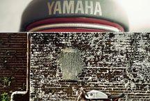 Yamaha Virago Cafe