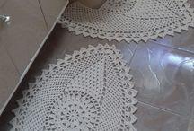 tapetes baño