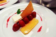 Exklusive Highlights ... / aus unserer Gourmet - Küche