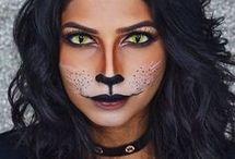 maquiagem gata