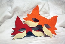 Animal Masks / Check them out
