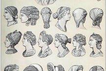 római haj