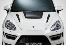 Porsche Cayenne / Porsche Cayenne