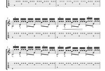 NOTES / TABS / CHORDS