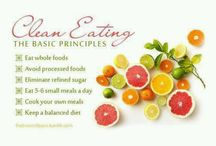 Clean Eating  / by Shaylee Welsh