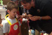 Best Barista Junior - Roma Eataly 27 giugno / Tappa romana del Best Barista Junior presso Eataly:aspiranti piccoli baristi si sono sfidati a colpi di colorate creazioni a base di caffè