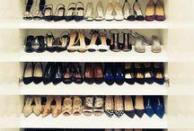 Armario de zapatos
