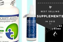 Supplements / To help you decide what supplements can support you through a busy day, I have made a list of our 8 best selling supplements