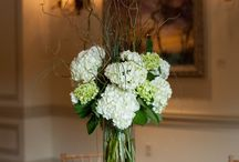 wedding flowers and centerpieces  / by Amber Conley