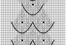 Схемы шовчики
