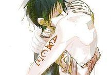 ❤️❤️One piece ASL❤️❤️ / Luffy, ace und sabo