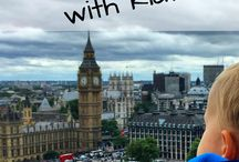 Visiting London / Activities and 'Must Do' for families visiting London