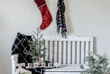 Christmas Style Series: Farmhouse Style Christmas