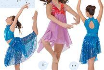 costumi danza
