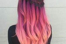 Colors Hairstyles