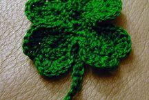 Crochet St Pat's