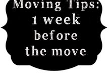 moving home / Tips for moving home