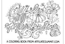 Affiliate Summit Coloring Pages