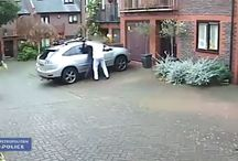 Viral Video - VIDEO - Brave man fighting NUNCHUCK Wielding Robbers, South London