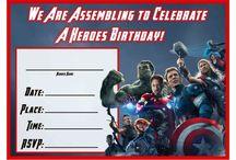 Logan's 1st birthday party