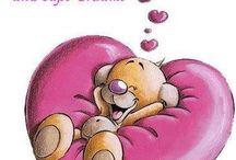 Gute Nach, Good Night, Buenas Noches❤️