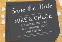 Personalised Wedding Guest Books & Message Plates / https://justtherightgift.co.uk/guest-books-549.html