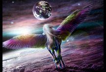 Pegasus-Unicorn