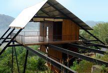 Spektakuläre Hütte-wie Bungalow In Sri Lanka Durch Narein Perera