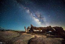 Milky way on Earth!