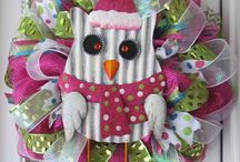 { Owl About Christmas } / by Creatique Candy