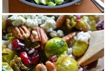Food - Satisfying Sides / by Gwendolyn Fox Roark