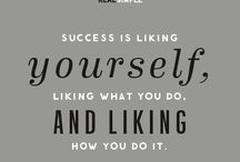 Liking what you do