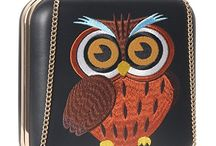Owl ~ Clothing, Accessories / Fashion with owls: from clothing, jewelry, purses, costumes. Inspiration from Hooty the Owl; character in the Thornton W. Burgess books.