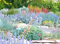 Utah's best gardens / Guests find quite, beauty, and relaxation in Utah's best bed and breakfast inn gardens.