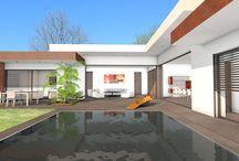 Villas de luxe / Maisons d'exception