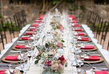 Inspiration decor wedding